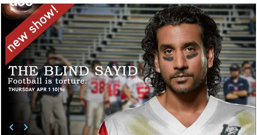 The BLind sayid